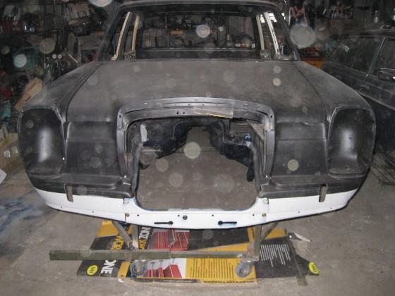 W115 Restaurierung