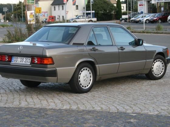 W201 190E 2.0