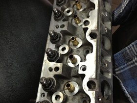 Fertig zum Einbau W109 V8