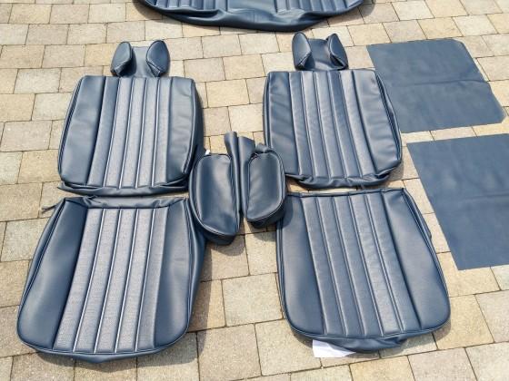W108 neue Sitzbezüge Vordersitze