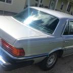 W116 - Mercedes-Benz 450 SEL - 1980