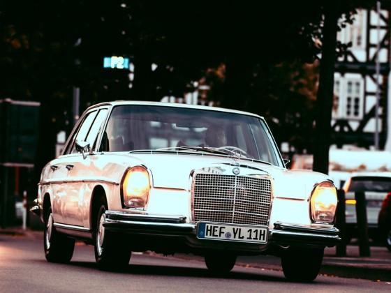 280 SE 1970