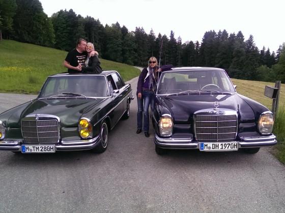 Rock'n Roll mit Olive und Bluestar's 280S