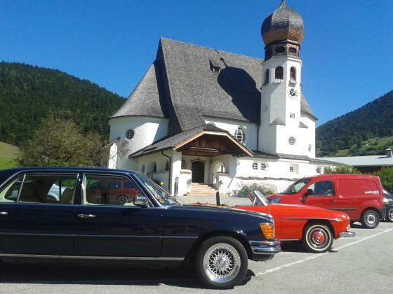 Urlaub mit dem 116er in Bayern
