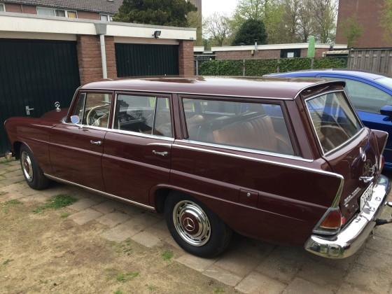 Universal IMA  200 D 7 Sitzer von 1966