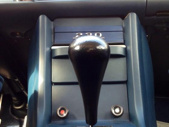 W114 Limo blau 904 Automatikschalthebel