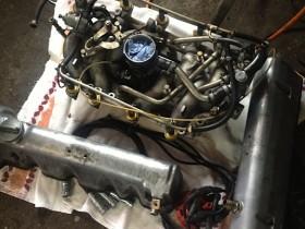 Motorrevision W109 300 SEL V8 3,5