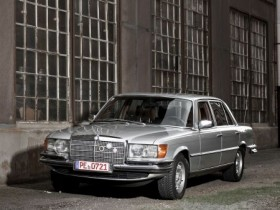 Mercedes Benz 450 SEL 6.9 W116