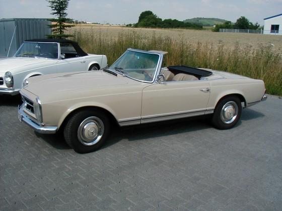 Pagode 230SL 1966