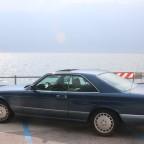 560 SEC am Gardasee