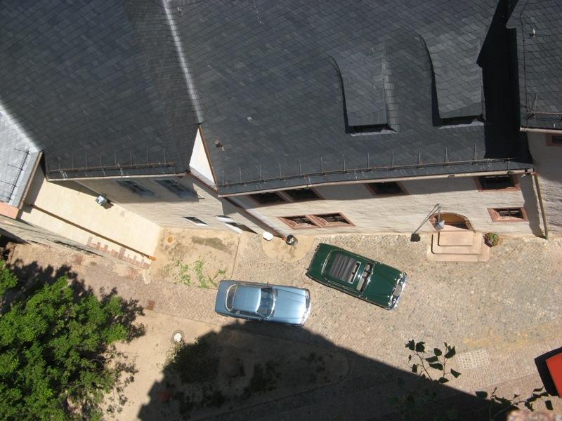 vdh Dresden Ausfahrt 2007, Burg Mildenstein