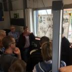 W112 Treffen Sept. 2018 in München Workshop Luffederung 7