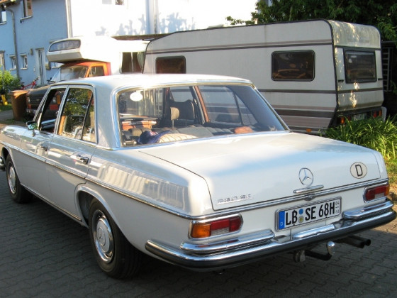 MB 280 SE. W108, Bj: 1970
