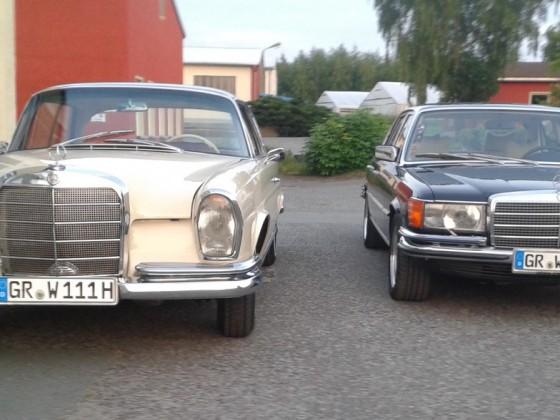 2x GR...W114 und W123 in Vorbereitung...