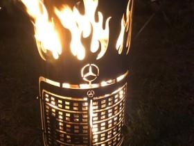 Pfingsten 2019 - die neuen vdh Feuerschalen