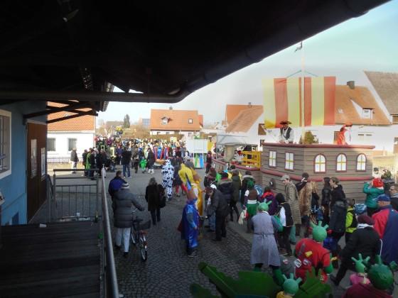 Fasching 2015 Ornbau