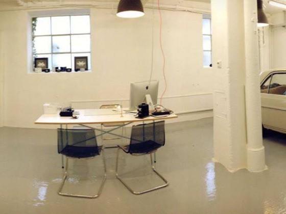 Mein Büro in Stuttgart