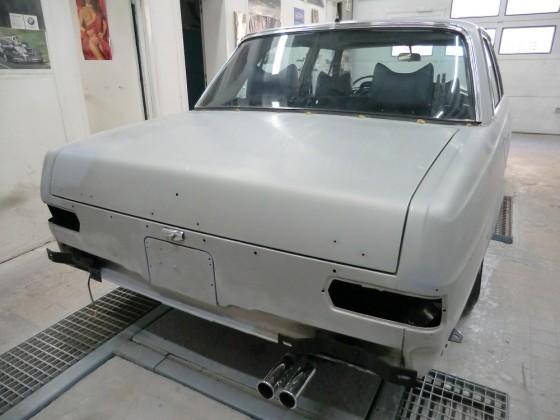300 SEL 3.5 - Fahrzeugrevision Übersicht