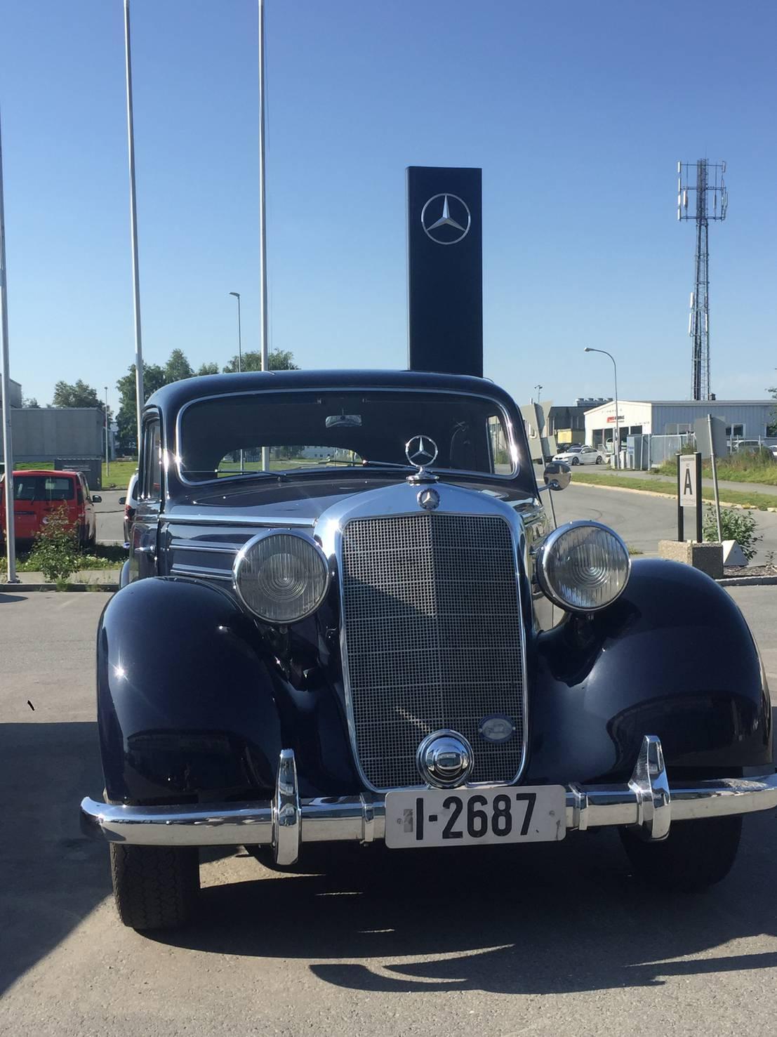 Mercedes-Benz W136 170S 1951