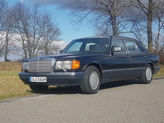 560SEL in 199