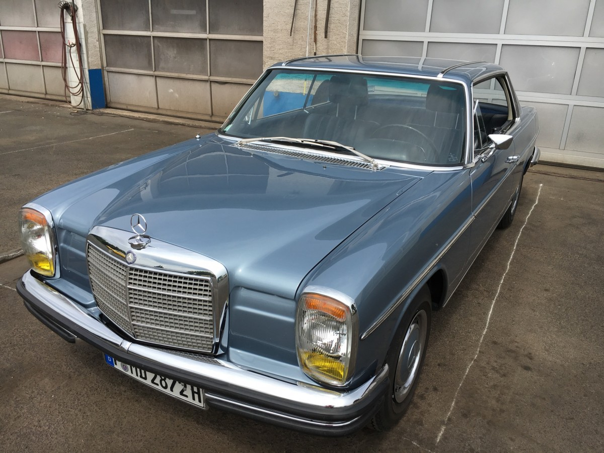 250ce bei einer der ersten ausfahrten nach der restauration gallery vdh forum. Black Bedroom Furniture Sets. Home Design Ideas