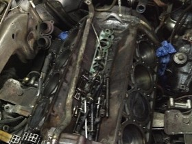 3.5 - Motor Zustand Laufbuchsen