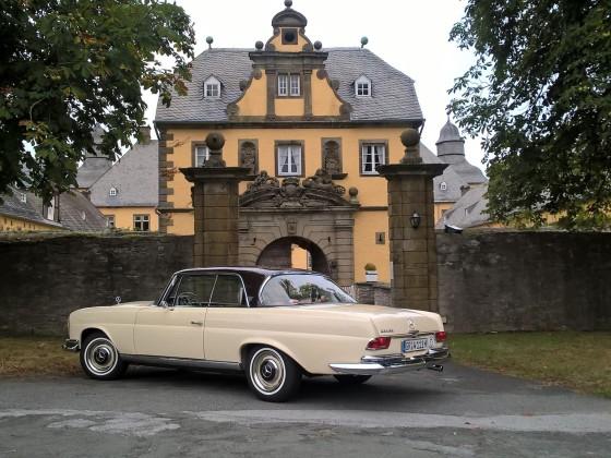 Zwischenstopp Internat Schloss Eringerfeld