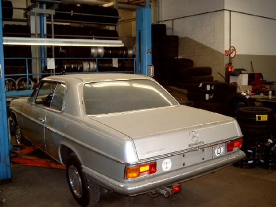 280 CE Strich-Acht Coupe