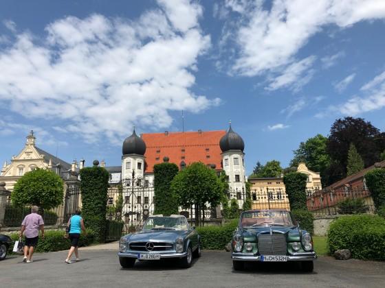 Schloss Maxlrain 2018