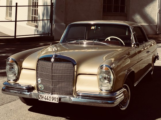 220SE BJ 1961