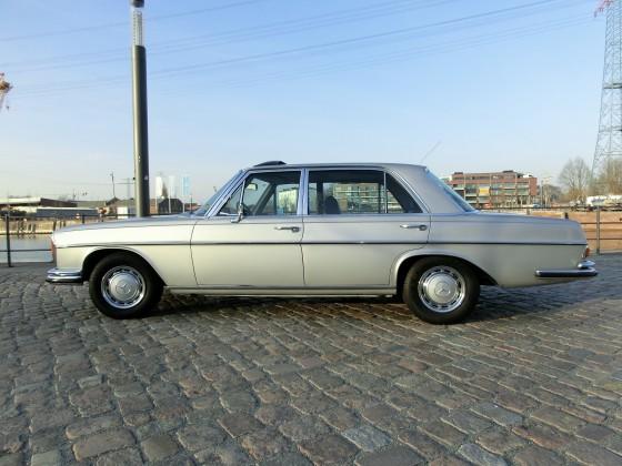 Hamburg 300SEL W109