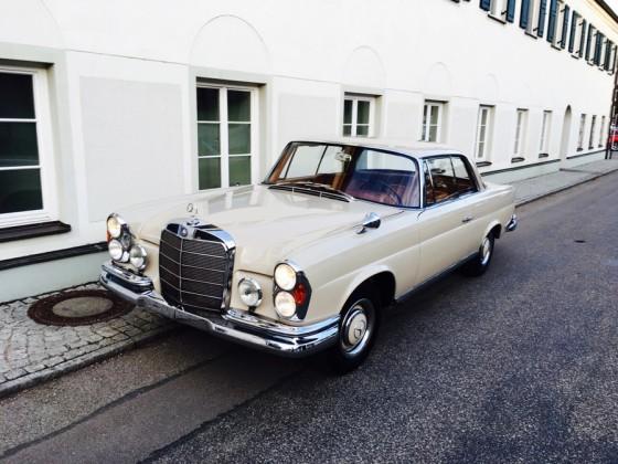 250 SE Coupé