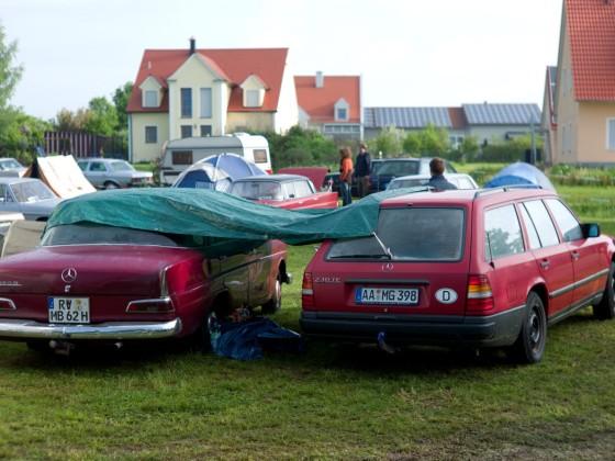 Camping in Ornbau