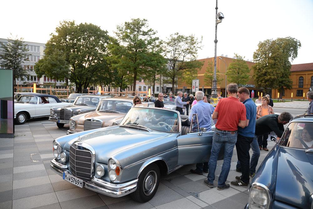 W112 Treffen Königsplatz