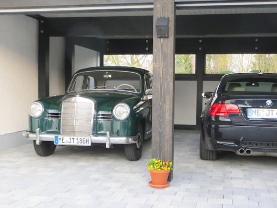 Alt und neu unter einem Dach