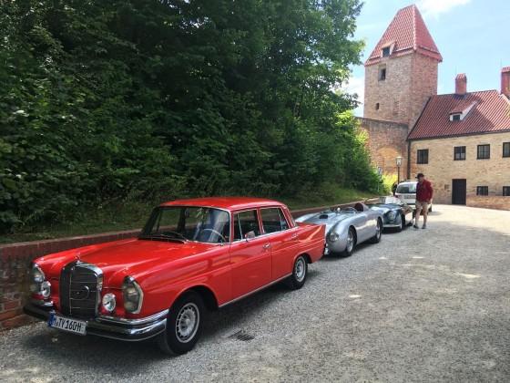 Ausfahrt nach Landshut und Automuseum Adelkofen