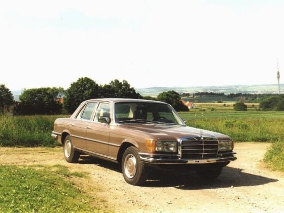 280S W116 Bj 1978