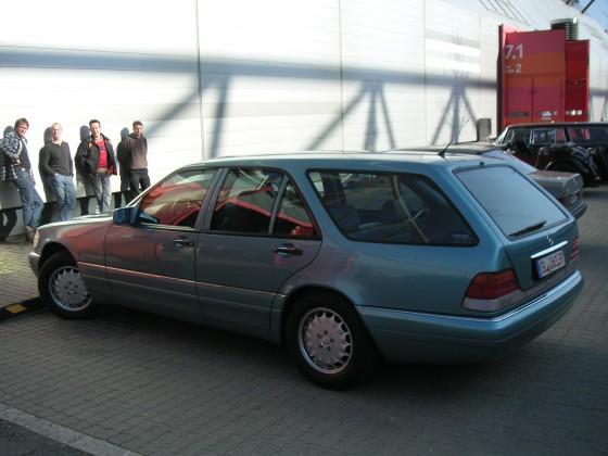 Binz Kombi W140